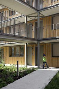 9- 26-Passive-Apartments par Benjamin Fleury - Montreuil, France © David Boureau