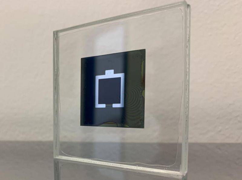 Cellule Solaire - Credits Eike Köhnen - HZB