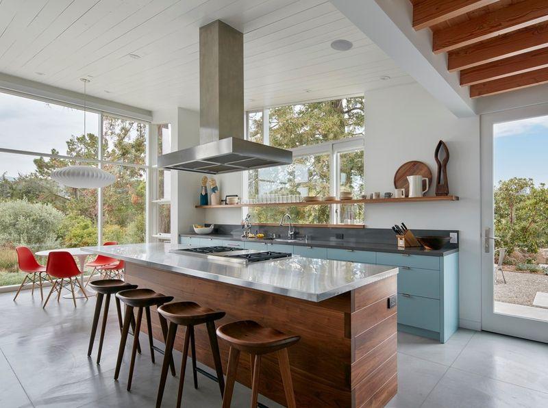 6-Modern-Day-California par Malcolm-Davis-Architecture - Californie, USA © Bruce Damonte
