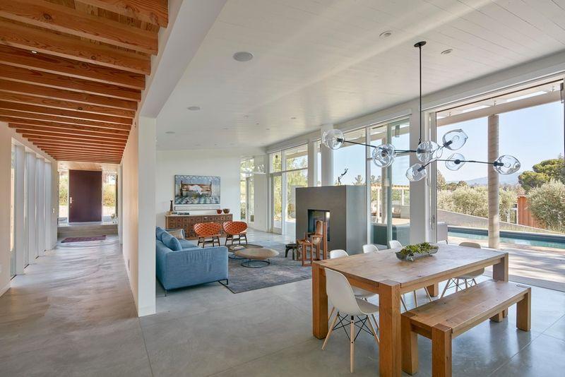 8- Modern-Day-California par Malcolm-Davis-Architecture - Californie, USA © Bruce Damonte