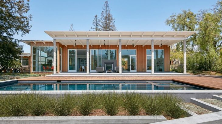 Une- Modern-Day-California par Malcolm-Davis-Architecture - Californie, USA © Bruce Damonte