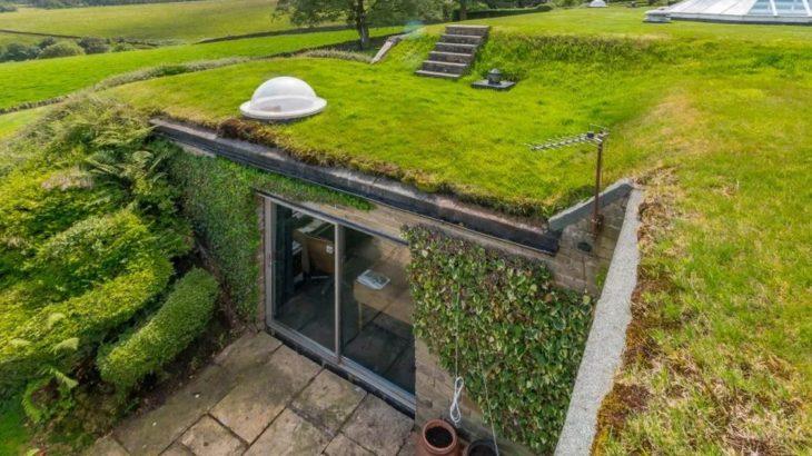 Une- Underhill par Arthur-Quarmby - West Yorkshire, Angleterre