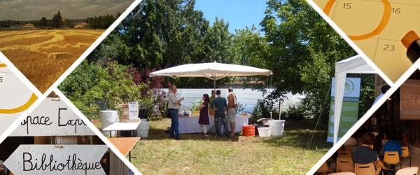 Rencontres nationales de la construction paille 2020 à Montargis (FR-45)