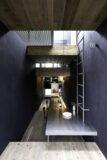 5- Width-House par YUUA Architects - Tokyo, Japon © Sobajima
