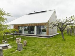 6- Family-Greenhouse par RicharDavidArchitekti - Horice, Republique Tcheque