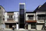 7- Width-House par YUUA Architects - Tokyo, Japon © Sobajima