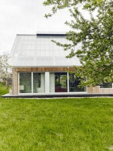 8- Family-Greenhouse par RicharDavidArchitekti - Horice, Republique Tcheque