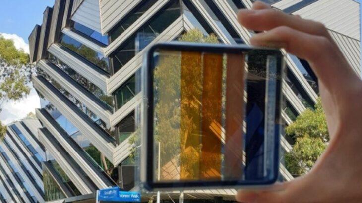 Une-cellules-solaires-semi-transparentes-aubaine-pour-batiment