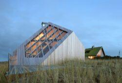 1- Dune-House par Marc Koehler Architects - Terschelling, Hollande © Filip Dujardin