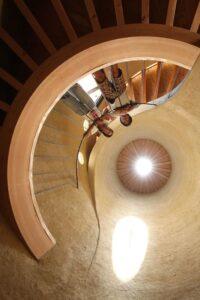 11- spiral-family-house par Ryuichi-ashizawa-architect - Awaji, Japon © kaori ichikawa