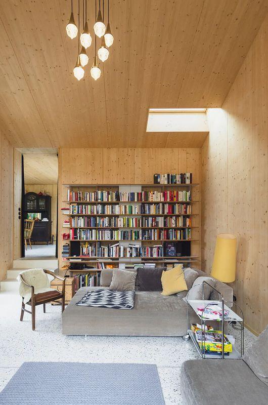 2- House-B par Smartvoll - Klosterneuburg, Astralie © Dimitar Gamizov