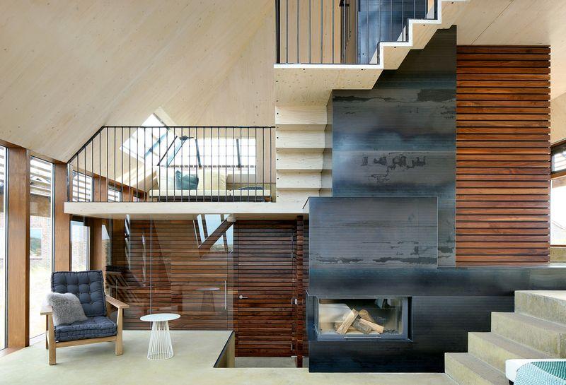 4- Dune-House par Marc Koehler Architects - Terschelling, Hollande © Filip Dujardin