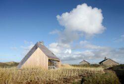 5- Dune-House par Marc Koehler Architects - Terschelling, Hollande © Filip Dujardin