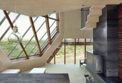6- Dune-House par Marc Koehler Architects - Terschelling, Hollande © Filip Dujardin