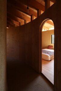 6- spiral-family-house par Ryuichi-ashizawa-architect - Awaji, Japon © kaori ichikawa