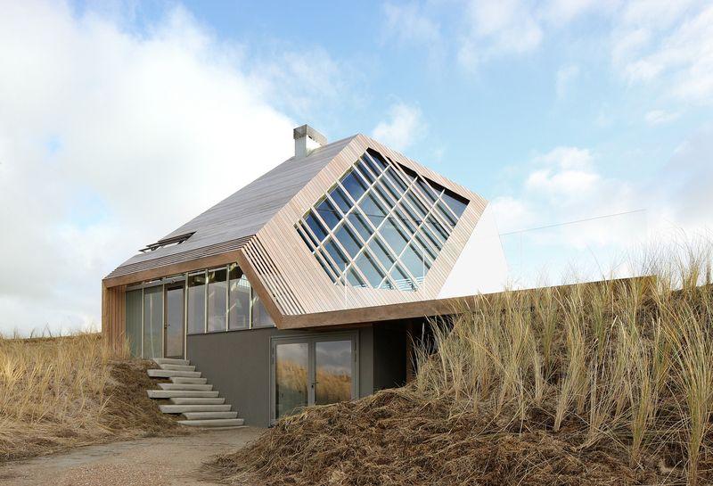 7- Dune-House par Marc Koehler Architects - Terschelling, Hollande © Filip Dujardin