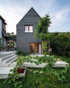 7- House-B par Smartvoll - Klosterneuburg, Astralie © Dimitar Gamizov