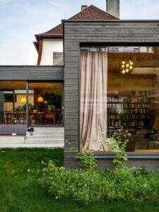 8- House-B par Smartvoll - Klosterneuburg, Astralie © Dimitar Gamizov