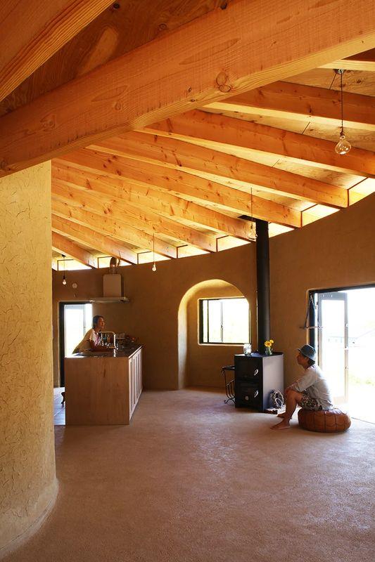 9- spiral-family-house par Ryuichi-ashizawa-architect - Awaji, Japon © kaori ichikawa