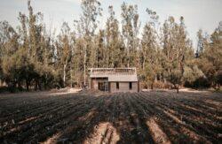 Maison terre crue par Mechthild Kaiser - photos Vivienda T