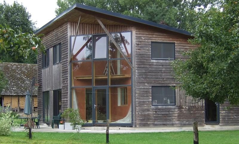 Formation Construction avec des bois locaux – Crépa Normandie – Rouen (FR-76)