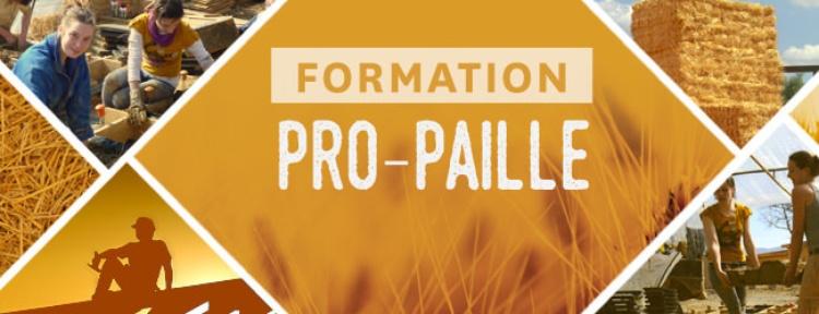 Formation PRO-Paille au CNCP – Maison Feuillette à Montargis (FR-45)