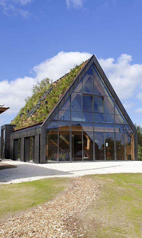 Orga architect à Westbroek (Pays bas)- Photo Bouwbedrijf Van Engen