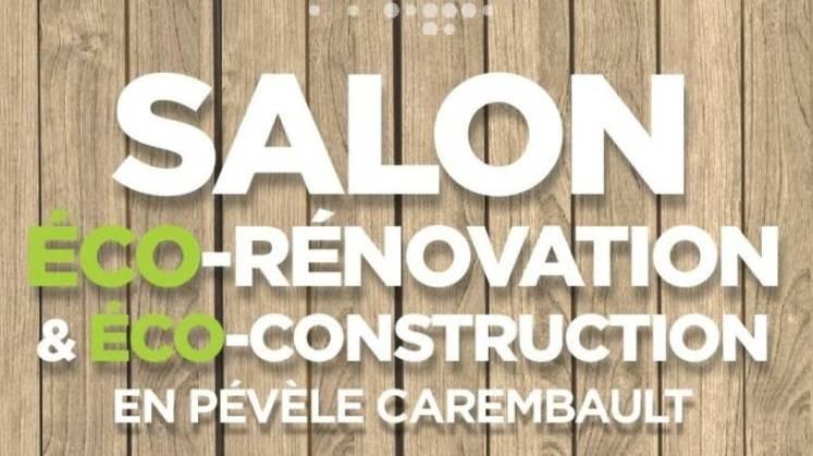 12e Salon de l'éco-construction de la Pévèle Carembault (FR-59)