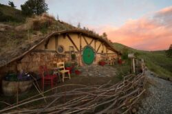 Underground hygge - Hobbit-house - Washington - Usa