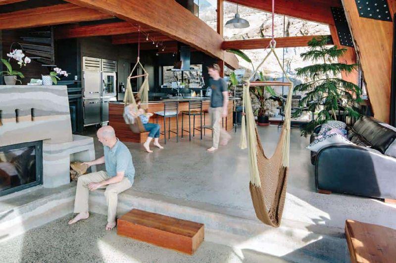 Maison Fuego par Farout developments à Penticton - Canada