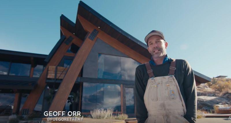 Geoff ORR - Maison Fuego par Farout developments à Penticton - Canada