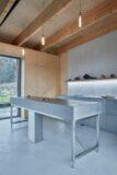 House Lo par l'atelier Lina Bellovicova - Chriby - Republique tchèque