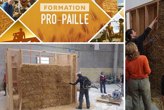 Formation Pro-Paille aux règles pros avec Accort-Paille au CNCP à Montargis (FR-45)