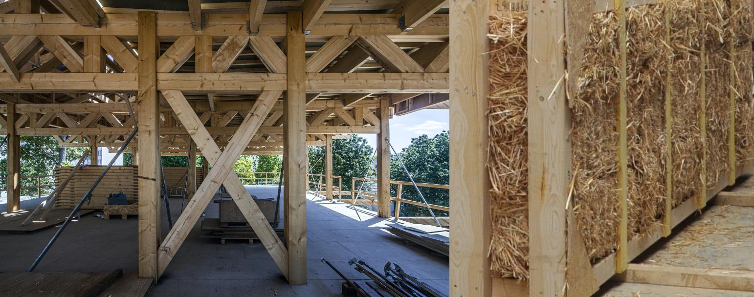 Parcours de formation sur le bâtiment biosourcé en Île-de-France – Ekopolis