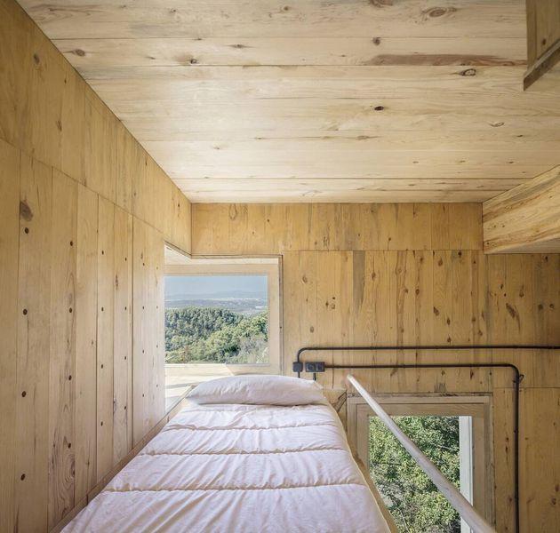 Voxel-a Cabane de confinement par Iaac-Espagne - photo Adrià Goula Sardà
