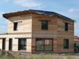 Maison ossature bois en Anjou - crédit photo David et Séverine