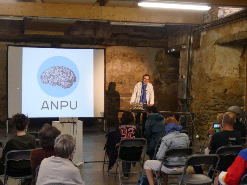 Laurent Petit - l'Agence Nationale de Psychanalyse Urbaine