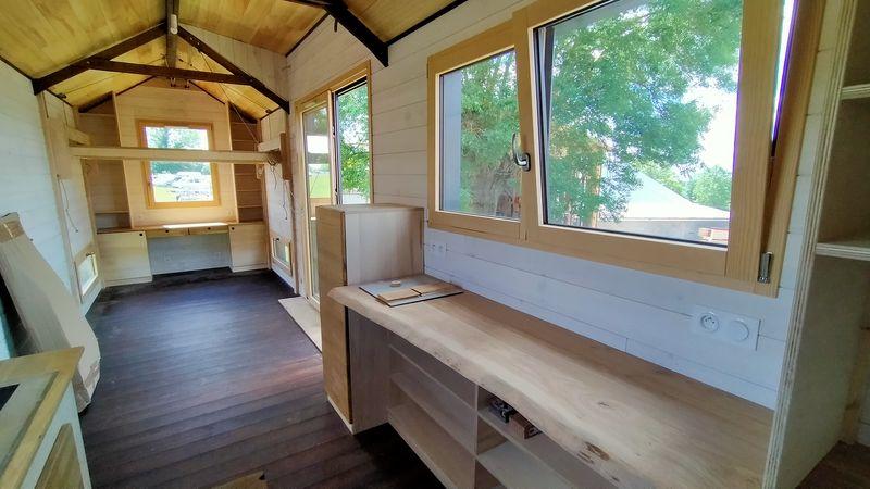 Graine de Tiny - West Wood Tiny - photo Pascal Faucompré - Build Green