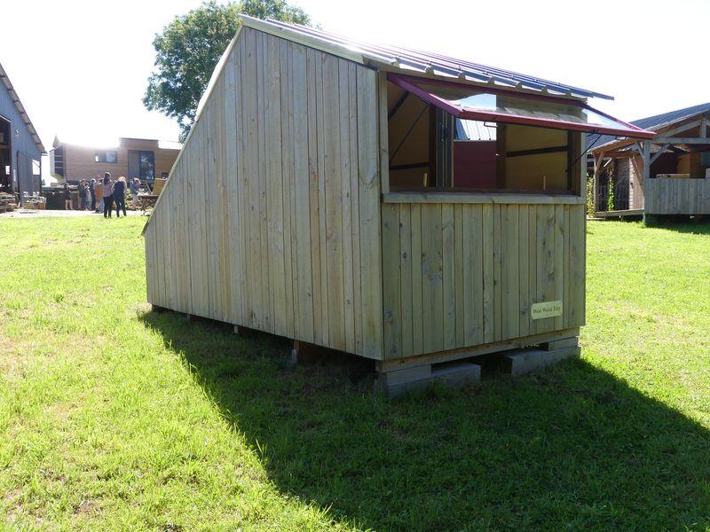 Tiny Cabane Enfants - West Wood Tiny - photo Pascal Faucompré - Build Green