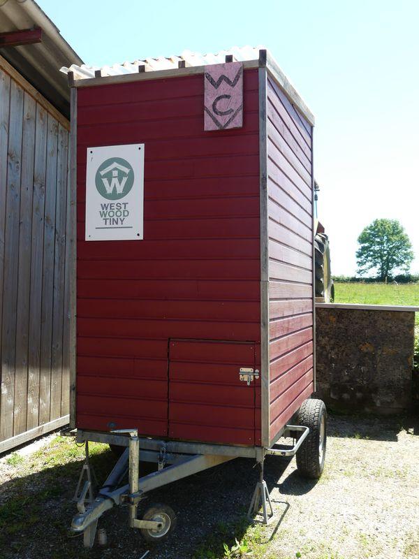 Tiny WC - West Wood Tiny - photo Pascal Faucompré - Build Green