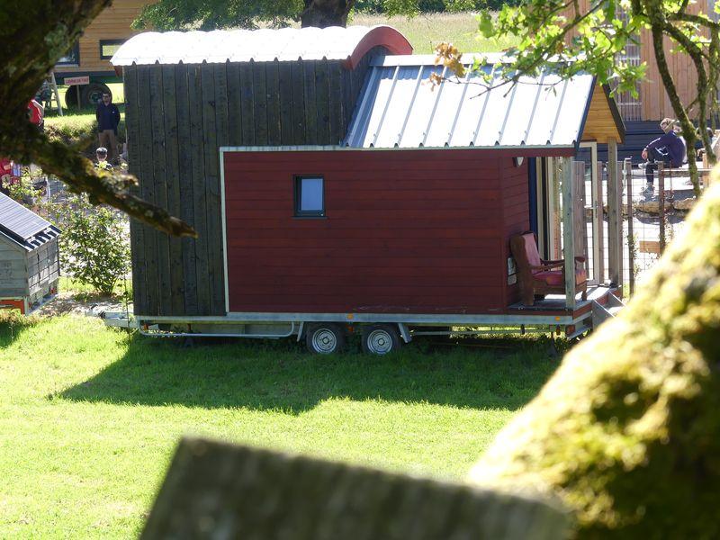 Tiny Ô Clair de lune - West Wood Tiny - photo Pascal Faucompré - Build Green
