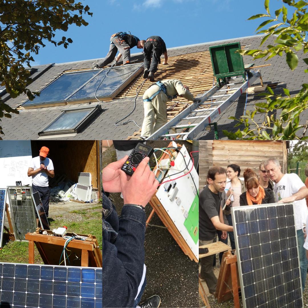 Formation Photovoltaïque – Asder Chambéry (FR-38)