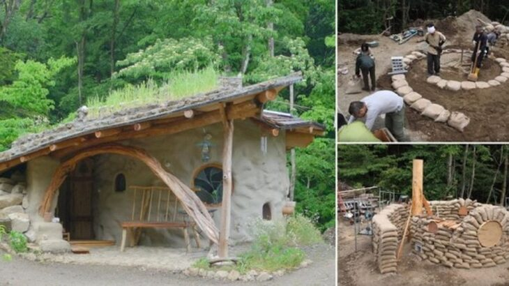 Une-Shantikuthi-Earthbag-Michi-Kun-Shantikuti-Japon-credits-photos-goodshomedesign