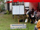 Université d'Eté La Preuve par 7 - « Cité Vivant » Festival Bellastock 2021 - le CAAPP. Evry Courcouronnes (FR-91) - Photo Pascal Faucompré - Build Green