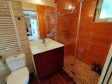 salle d'eau chambre parentale - Maisons Bois Passive - Maison Ekohe - Richeux-Le Tohic- Fréhel- FR-22- Crédit photo Pascal Faucompre- Build-Green