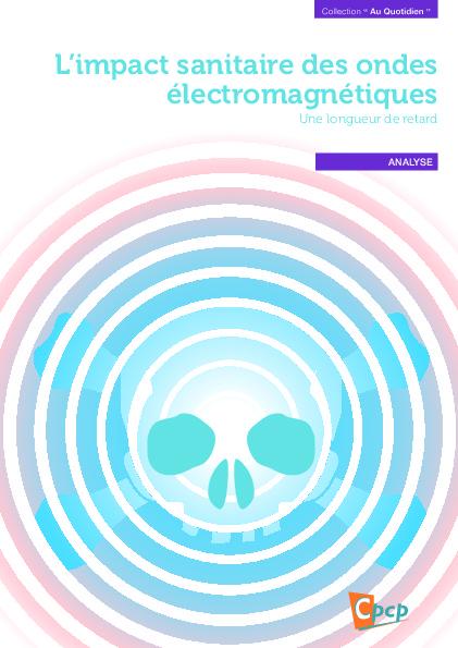 Impact sanitaire des ondes électromagnétiques
