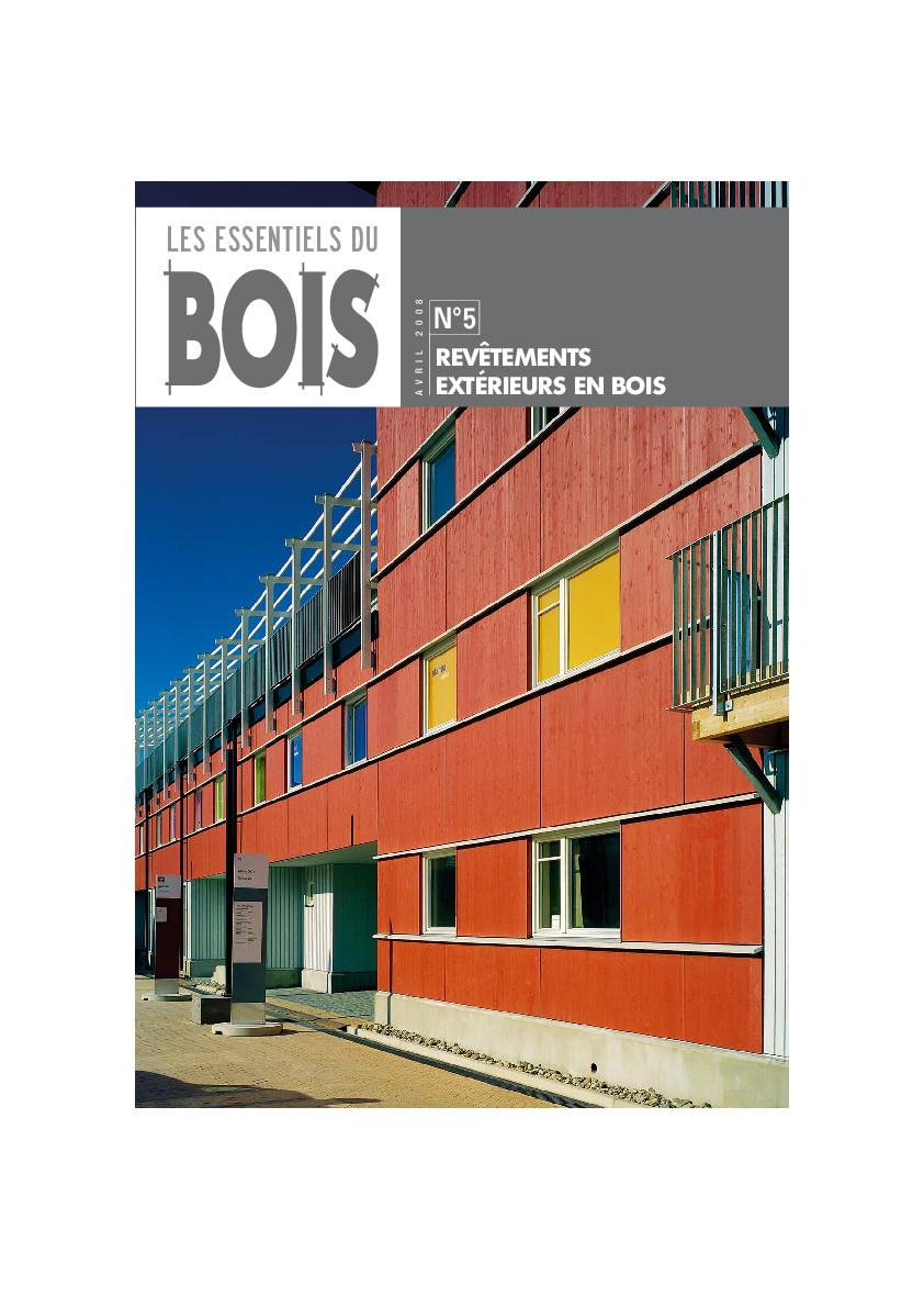 Rev tements exterieurs en bois build green for Revetement exterieur bois